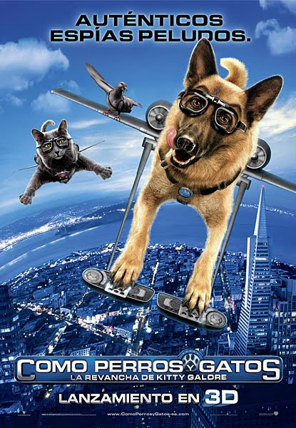Ver Online Como Perros y Gatos: La Revancha De Kitty Galore (2010)