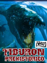 Tiburon Prehistorico (2010) - Subtitulada