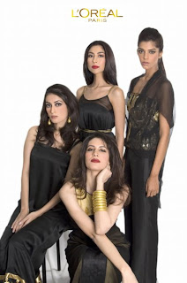 LOreal Pakistan Spokespeople