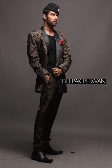 Deepak Perwani for Men