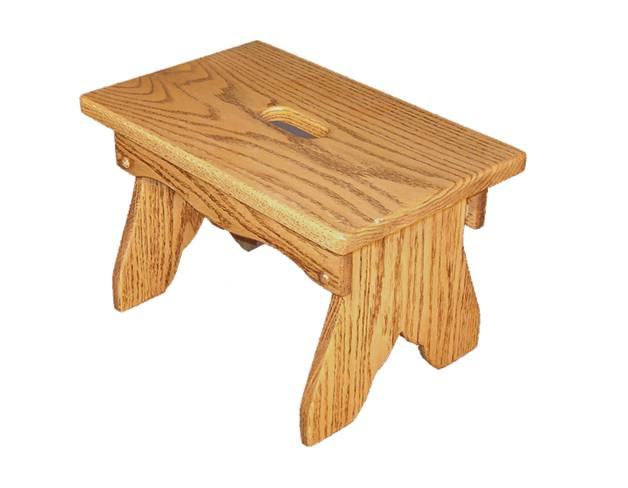 Retail Amish Furniture Amish Bench Step Stool