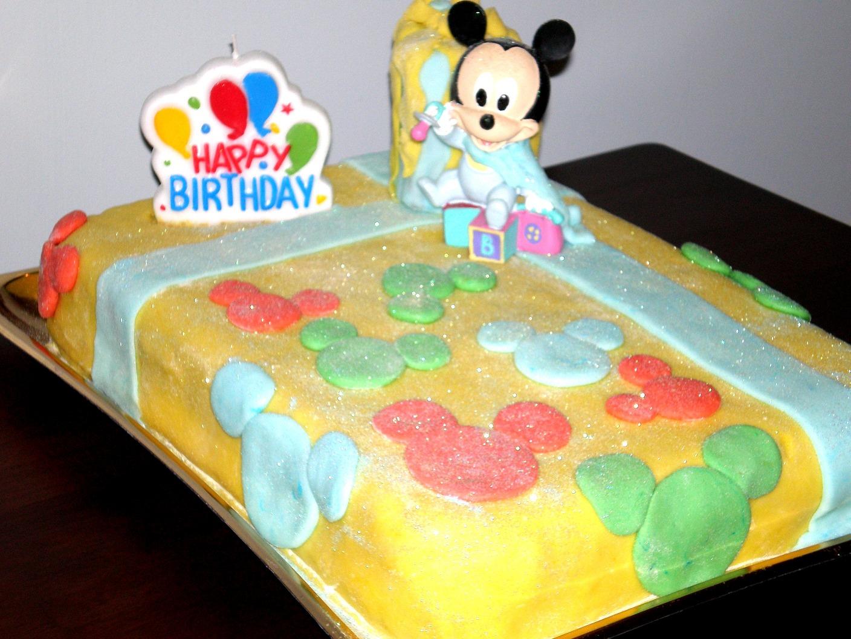 Recetas Sencillas: Decoración de Tortas (Pasteles)