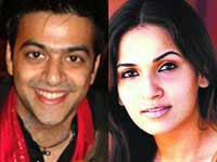 Soundarya Rajini and Ashwin Ramkumar