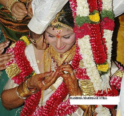 Ramba wedding photo