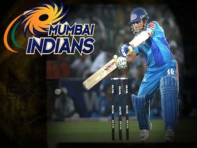Sachin Mumbai Indians