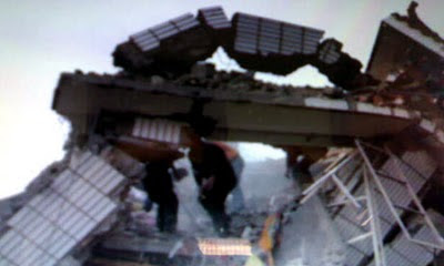 China Earthquake 7.1 Richter scale