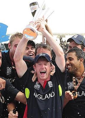 England T20 Champions