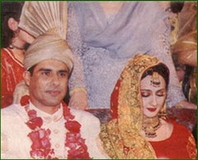 waquar younis marriage photos