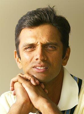 Rahul Dravid to quit ODIs after England series
