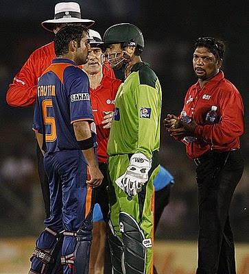 Gambhir Akmal fight