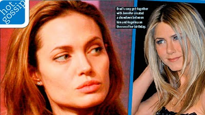 Angelina Jolie vs Jennifer Aniston