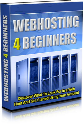 Web Hsoting Beginners