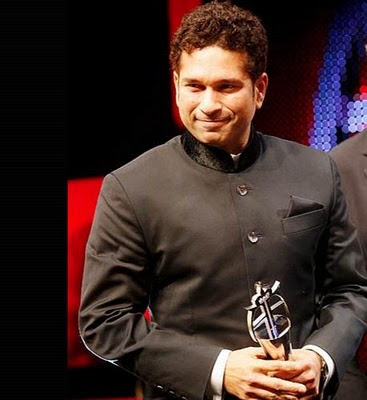 Sachin Ambassador for ICC Cricket World Cup