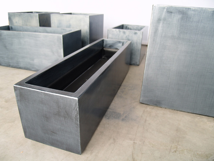 galerie photos bacs sur mesure image 39 in icb irb zinc. Black Bedroom Furniture Sets. Home Design Ideas