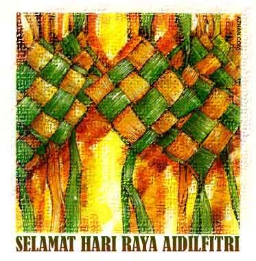 han raya aidilfitri or hari raya puasa marks the end of ramadan the