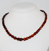 Amber healing jewelry