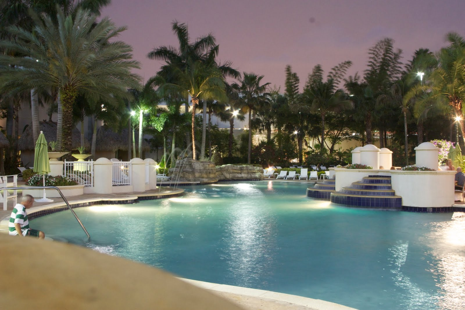 Florida Fun Casino Party