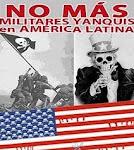 NO MAS BASES MILITARES EN EL MUNDO