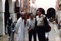 CASABLANCA, MARROCOS - 1982 -