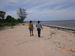 Pasir Putih di Pantai Sumba