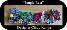Jungle Beat CUFF Bracelet