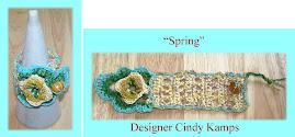 Spring CUFF Bracelet