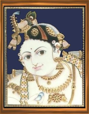 Buy Thanjavur Painting Online Shopping. Thanjavur Painting Pictures.