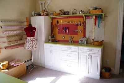 Mille idee per organizzare la propria craftroom o stanza for Idee per la stanza del garage