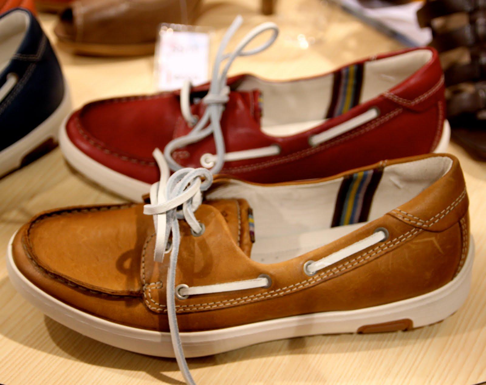 ecco boat shoes women