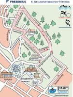 Nice Mini Triathlon, Bad Homburg Idea