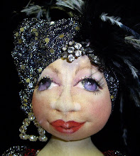 Glenda, The Glamour Girl -Sold
