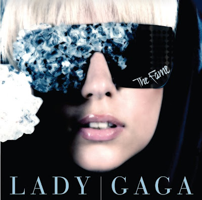 Lady Gaga The Fame Album Cover