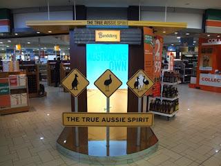 Lufthavnen i Brisbane, Australien