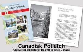 Køb rejsebog om Canada
