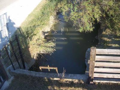 Dispositif de drainage de la Camargue