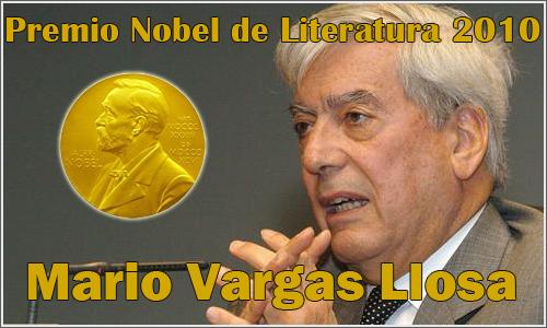 Premio Nobel de literatura 2010