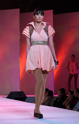 Women, Runway, Model, Local Fashion Brands, Events, Filipino, Graxie, metrowear