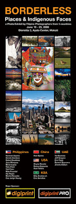 Borderless: Places and Indigenous Faces Photo Exhibit by Filipino Photographers from 5 Countries