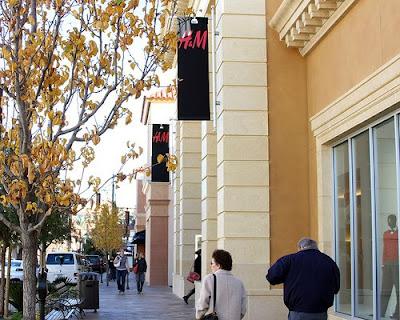 H&M las vegas town square manila philippines Hennes & Mauritz