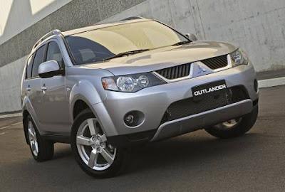 Mitsubishi outlander gls