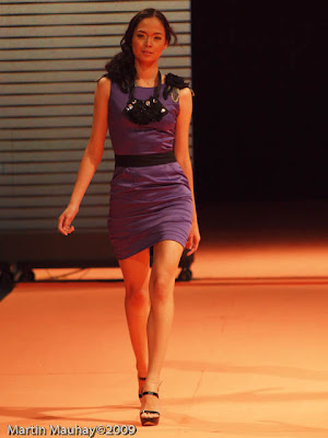 catherine cavilte philippine fashion week spring summer 2010