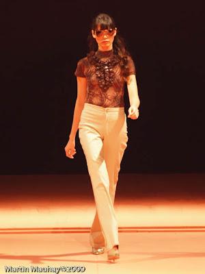 dax bayani philippine fashion week 2010 spring summer