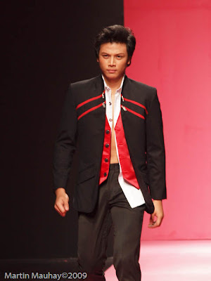 dave ocampo Philippine Fashion Week Spring Summer 2010 Luxewear