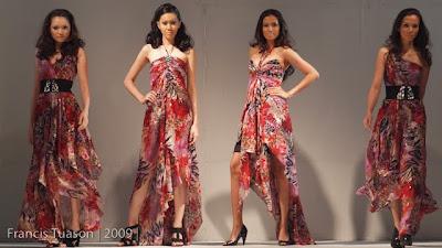 Eric Delos Santos philippine fashion week spring summer 2010