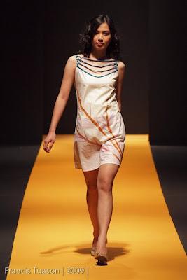 twinkle ferraren philippine fashion week spring summer 2010