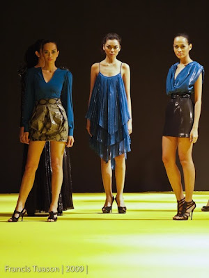 Sassa Jimenez Philippine Fashion Week - Spring Summer 2010