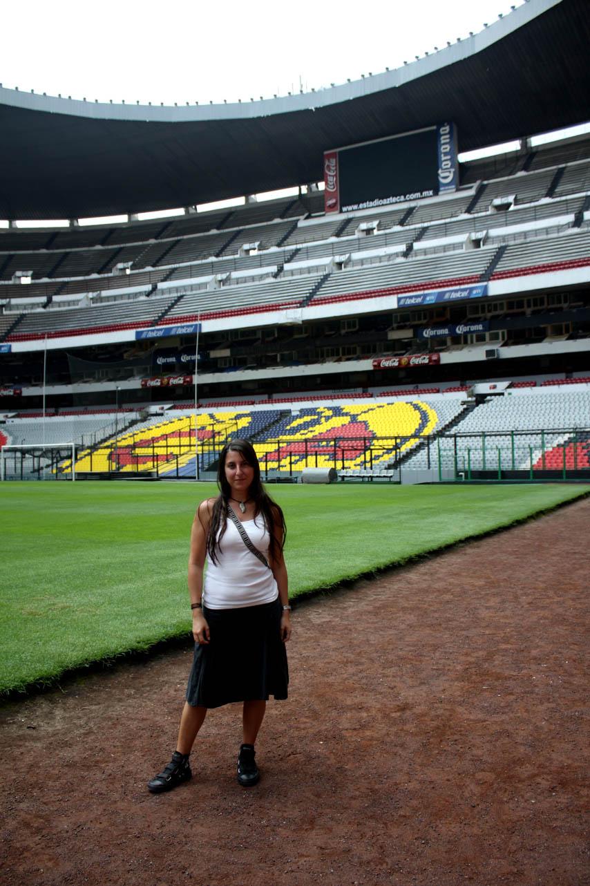 Estadio azteca image 50 for Puerta 1 estadio azteca