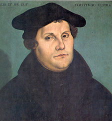 martin luther (Lutero)