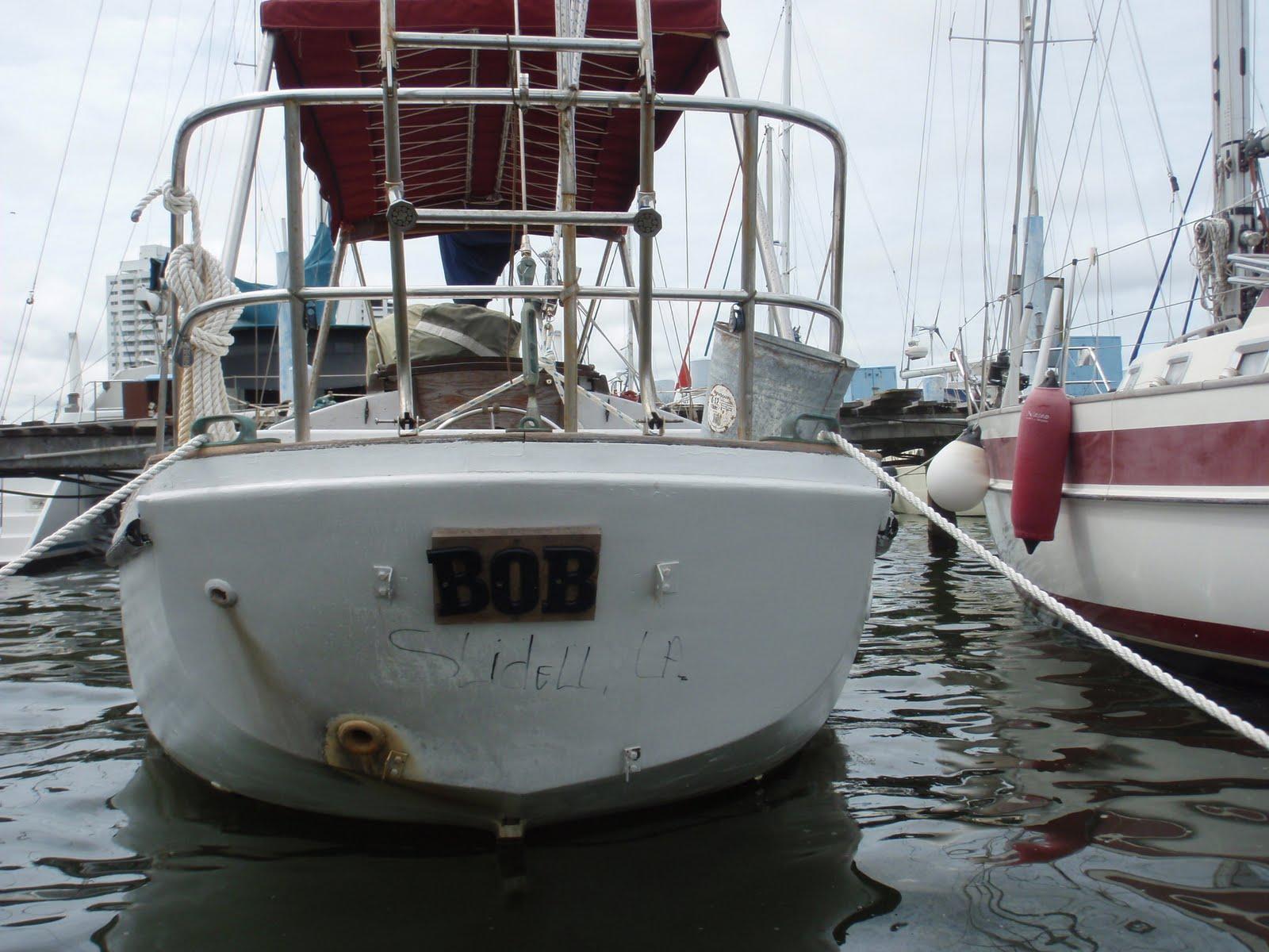 Sailing a Pearson Alberg 35: June 2010