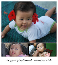 eryssa qiestina 6 month